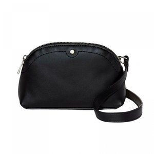 NWT A New Day Fanny Pack Crossbody Bag Small Black